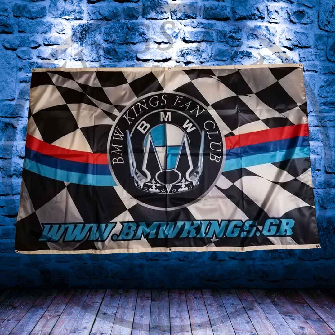 Σημαία BMW KINGS
